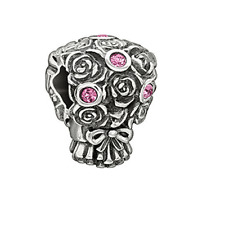 Chamilia Wedding Bouquet Bead In 925 Sterling Silver,2025-1116