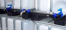Set conexión para un óptimo conexión von 2 Tanques de agua 1a-qualität #1011