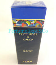 NOCTURNES DE CARON 1.0oz Eau De Toilette SPRAY Perfume Women DISCONTINUED (BT04