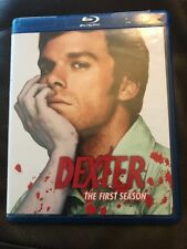 Dexter: The First Season [4 Discs] 097361400648 (Blu-ray Used Good)
