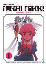 manga STAR COMICS  MIRAI NIKKI numero 1