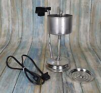 Corning Ware Vtg E-1210 Electric Coffee Pot Heating Element & Percolator Cord