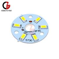 10PCS LED 3W 5730 White Emitting Diode SMD Highlight Lamp Panel LED Board