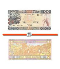 Guinea 100 Francs 2015 Unc pn 47A