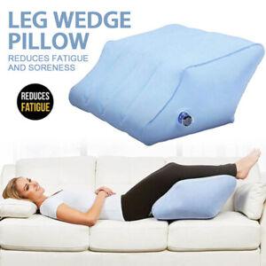 Inflatable Elevation Wedge Leg Foot Rest Raiser Support Pillow Cushion 2021 zfh