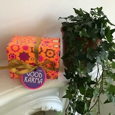 Lush gift Good Karma RRP £11.50 brand new unopened soap and lotion patchouli