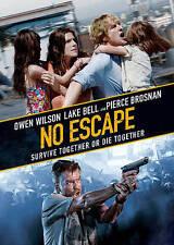No Escape (DVD, 2015)
