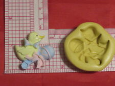 Baby Duck Silicone Mold #74 For Chocolate Candy Resin Fimo Soap Candle Craft