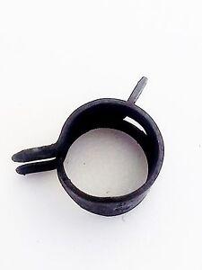 "Chrysler 3/8"" .38 Gas Hose Black Pinch Spring Clip Clamp Fuel Line Pump Sender"