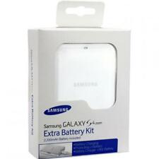 Samsung Battery Charger EB-K740AEWEGWW incl. Battery, White for Galaxy S4 Zoom