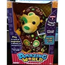 Webkinz Amazing World Series 2 Moxi