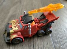 Transformers Robots in Disguise Energon Rodimus Figure Complete Hasbro