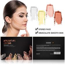 6 Couleurs Beauté Maquillage Poudre Glow Contour Set Bronzer Highlighter Palette