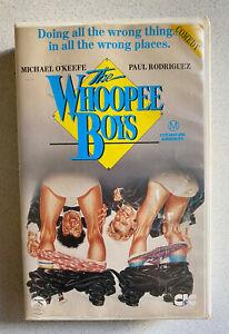 Whoopee Boys [VHS] CIC Taft Video Big Box Ex-Rental Tape 1986 Comedy!