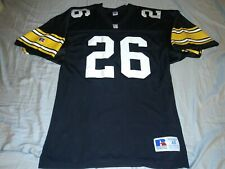 """Pittsburgh Steelers """"ROD WOODSON #26"""" Vintage 90's Russell Throwback Jersey (48)"""