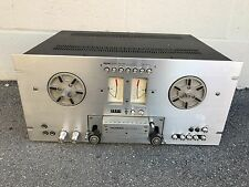 VINTAGE 1977 Pioneer RT-707 Reel To Reel Tape Deck Recorder 3-Motor 4-Head