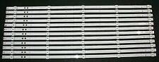 Sony KD-65X750F LED Strip Set (12) SVA650A66_5LED_REV04