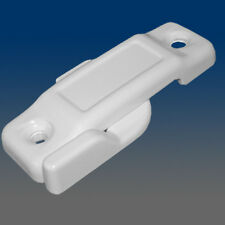 Universal Window Sash Lock-White Sweep Latch-31621WHITE