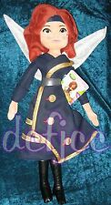 """Disney The Pirate Fairy Zarina 18"""" Plush Doll from Tinker Bell  New w/tags!"""