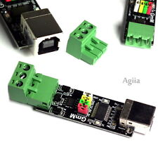 USB to RS485 TTL Serial Converter Adapter FTDI interface FT232RL 75176 Module WH