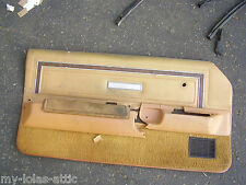 1978 Mercury Cougar Driver Interior Door Panel