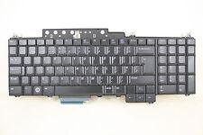 Dell Vostro 1700 Black UK Laptop Keyboard JM453 0JM453 NSK-D820U