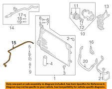 VOLVO OEM 01-05 S60 2.4L-L5 A/C Condenser, Compressor Lines-A/C Ac Line 30636475