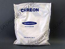 CHREON - FRAMASTUC - 2,5 kg - STUCCO IN POLVERE PER INTERNO