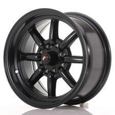 Japan Racing JR19 Alloy Wheel 14x7 - 4x114.3 / 4x100 - ET0 - Matt Black
