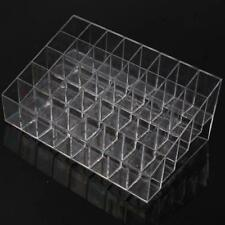 Clear Acrylic 40 Lipstick Holder Display Box Cosmetic Makeup Organizer AU
