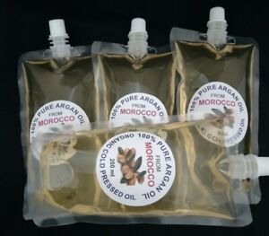 MOROCCAN ARGAN OIL, LOWEST PRICES, PURE, COLD-PRESSED FREE POSTAGE IN AUSTRALIA