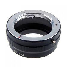 Bague d'adaptation lens ring objectif Minolta MD MC vers Boitier Sony Nex