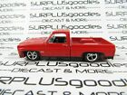 2020 M2 Machines LOOSE Walmart Red 1973 CHEVROLET CHEYENNE Super 10 SS Pickup