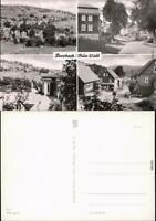 Deesbach Ansichten Foto Ansichtskarte Straßen Restaurant  1974