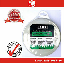 LASER NYLON GRASS TRIMMER LINE FOR BRUSH CUTTERS