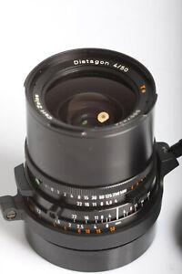 Hasselblad DISTAGON CF 4/50 T* Carl Zeiss Lens