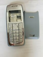 Genuine Nokia 3120 Housing Front Fascia Battery Cover Middle Chassis Keypad