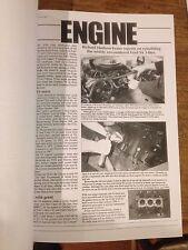 FORD CAPRI ESSEX V6 Engine tuning & Servicing guide. GRANADA, TRANSIT, ESCORT V6