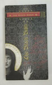 The Black Bible, Goth Box VA 4 CD Set Cleopatra Records 1998 RARE