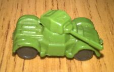 Small N Gauge 1/160th scale plastic Daimler armoured car 1960s turret turns