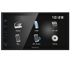 "KENWOOD DMX110BT 6.8"" TOUCHSCREEN BLUETOOTH USB MP3 IPOD DIGITAL MEDIA RECEIVER"