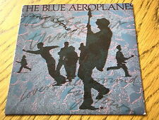 "THE BLUE AEROPLANES - AND STONES  7"" VINYL PS"
