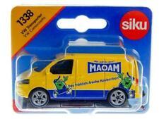 Bus miniatures multicolores VW
