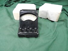 New listing Vintage Welch Scientific Co. Dc Volts Meter Electronic Test Dial Instrument