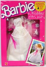 Barbie Wedding of The Year Bride Fashions #3788 (New)