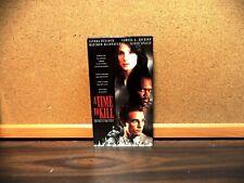 A Time to Kill (VHS 1996) Sandra Bullock, Samuel L. Jackson, Mathew McConaughey