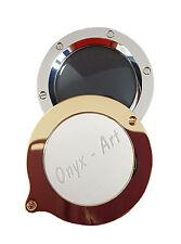 Brass Magnifier Magnifying Glass Onyx Art