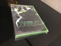 Hulk DVD Edizione Speciale 2 Dischi Sigillata Nuovo