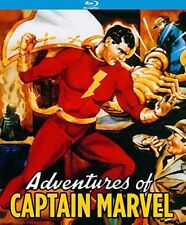 Adventures Of Captain Marvel (1941) (2017, Blu-ray NUEVO) (REGION A)