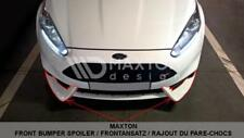 BODY KIT SPOILER PARAURTI ANTERIORE FORD FIESTA MK7 ST RESTYLING